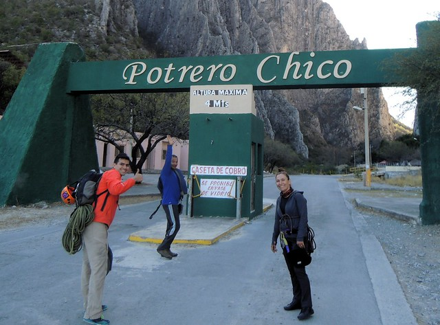 Potrero Chico Altura Maxima 4 Mts !!! by bryandkeith on flickr