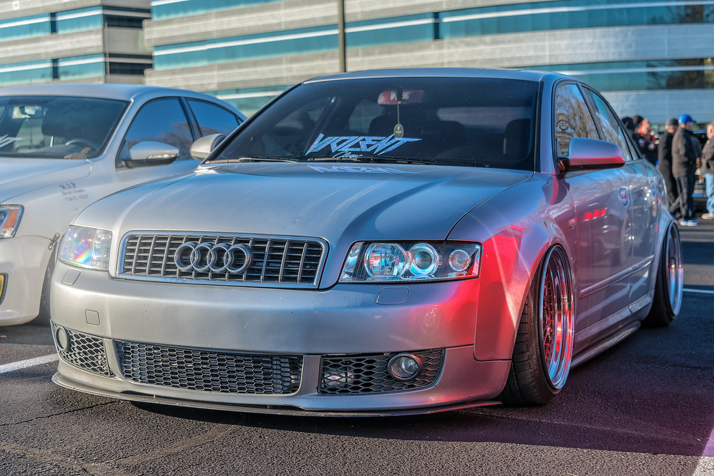 ... VIOLENT Clique AUDI (Cars & Coffee of the Upstate) | by @CarShowShooter