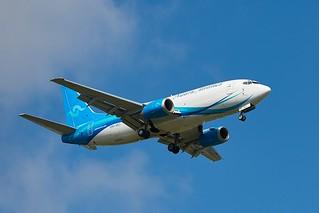 Nauru Airlines, Boeing 737-300 | by georg_dieter