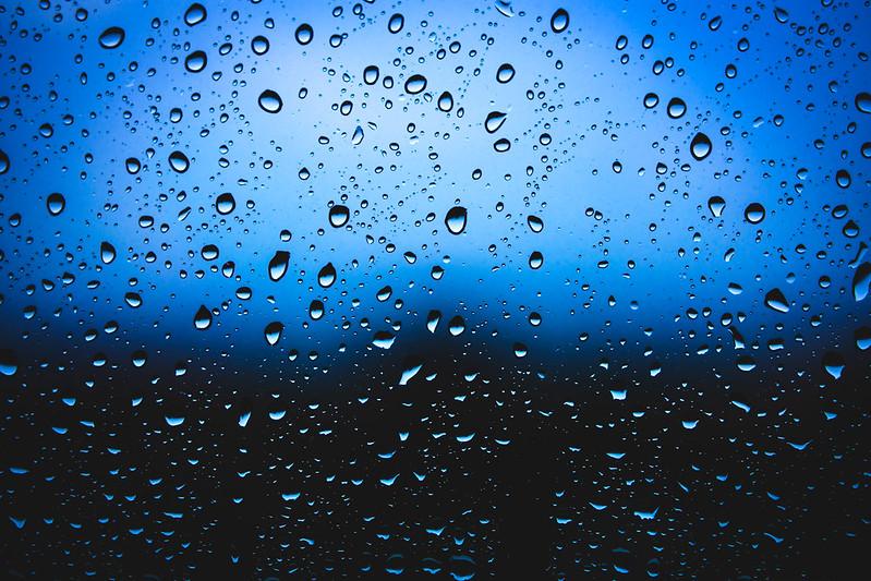 Raindrops at work
