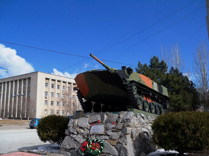 BMD-1 2