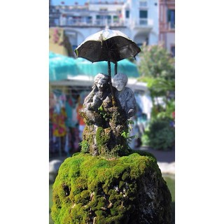 FMS Photo A Day May 28 - Depth of field #fmspad #fmsphotoaday #fms_depthoffield #amalfi #amalficoast #italy #ladinitaly2017 #catchingup #betterlatethannever | by Laurel Storey, CZT