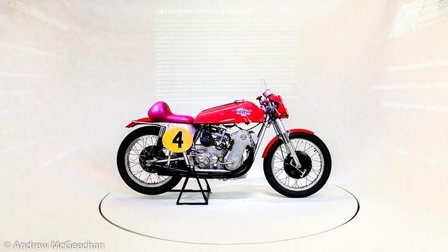 1962 Marsh MR4 500cc Racer.