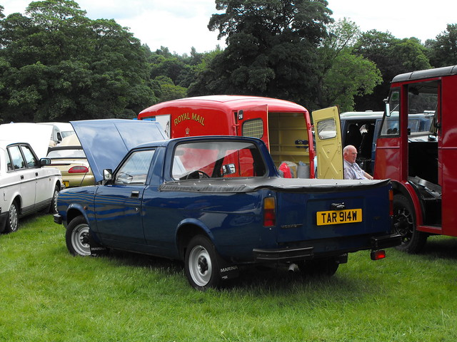 Morris Marina Pick-Up - TAR 914W