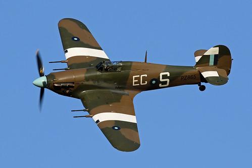Hawker Hurricane Mk.IIc PZ865 | by MUSTANG_P51