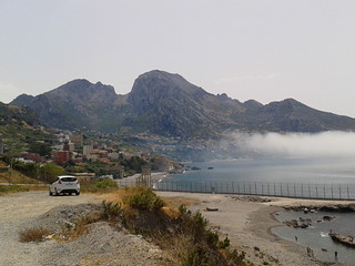 La mujer muerta, Ceuta