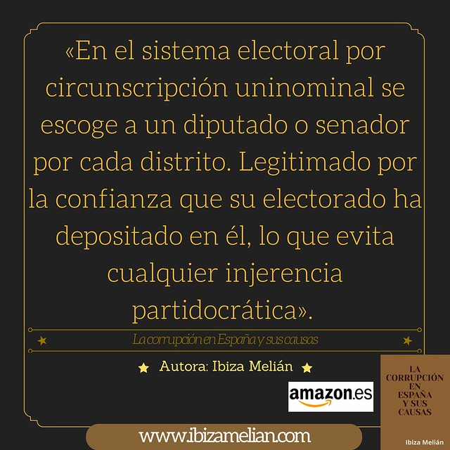 Sistema electoral por circunscripción uninominal