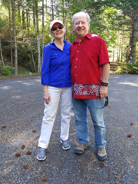 Sat, 05/20/2017 - 16:28 - Doug and Annie Johnson, wonderful friends