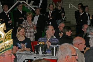 100110 Nieuwjaarsconcert Caecilia Nieuwenhagen met Inter Nos Epen 013