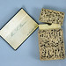 Carved ivory card case by Madison Historical Society (CT-USA)