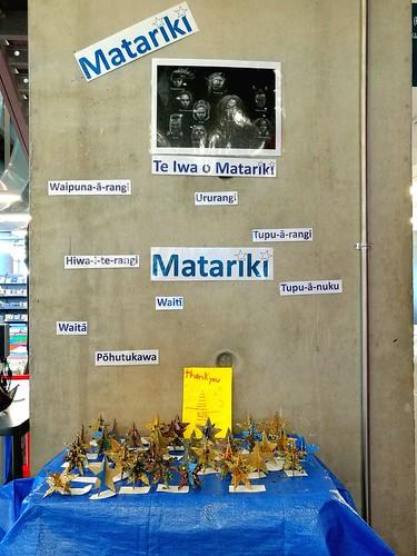 Matariki Wānaka, Matariki Takiura