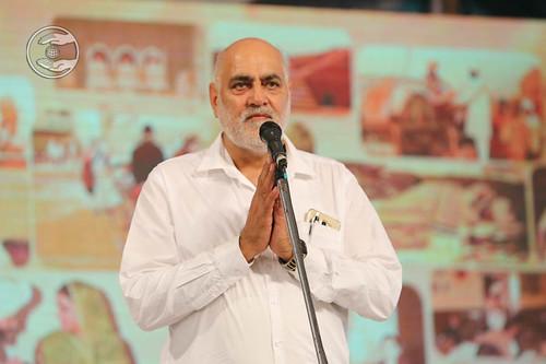 Dilbag Uppal from Sant Nirankari Colony, Delhi, expresses his views