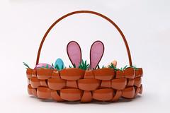 Bunny Basket by Grant Davis.