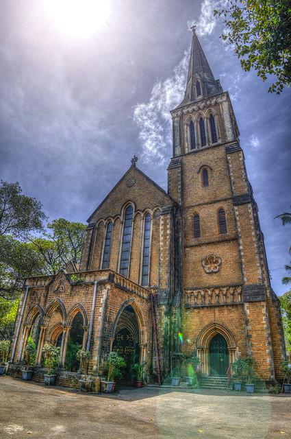 Church - Mumbai, India