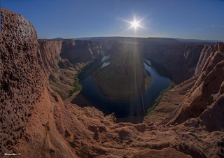 The worst time of day for Horseshoe Bend :( | by MedicineMan4040