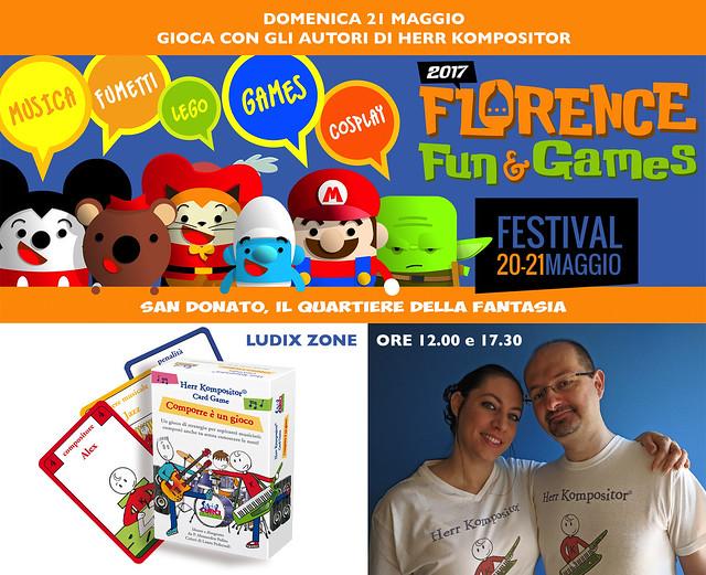 2017 - Florence Fun & Games