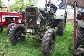 1956 M.A.N Ackerdiesel D 40 A