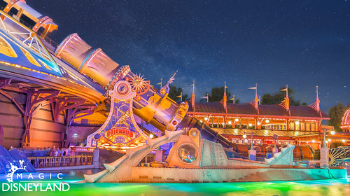 HyperSpace Mountain | by Magic Disneyland