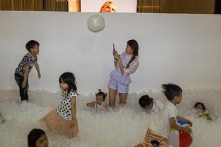 The Bubble Beach