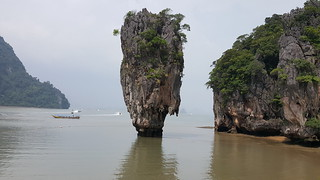 James Bond Island Phang Nga Bay Thailand | by Exotic Departures