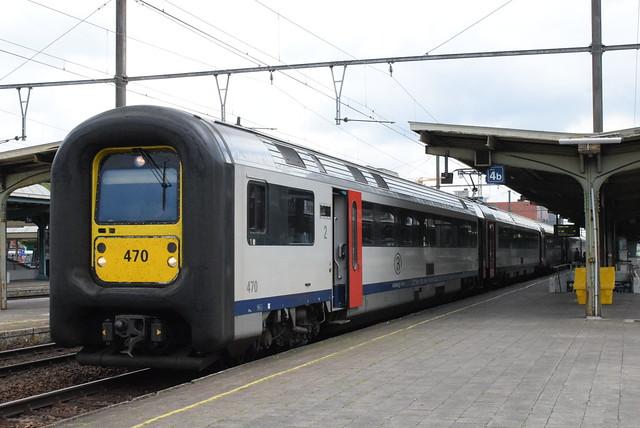 NMBS 470 @ Kortrijk