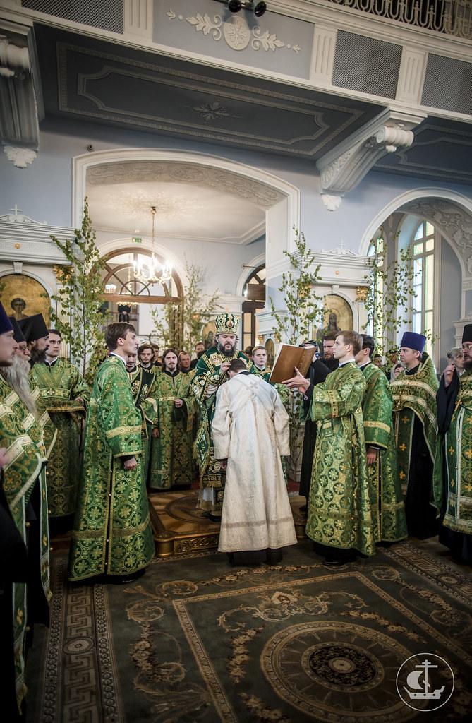 3 июня 2017, Всенощное накануне Пятидесятницы / 3 June 2017, Vigil on the eve of the Pentecost