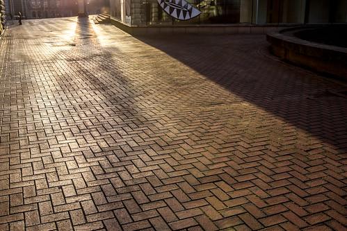 Path - Birmingham (UK) Central Library