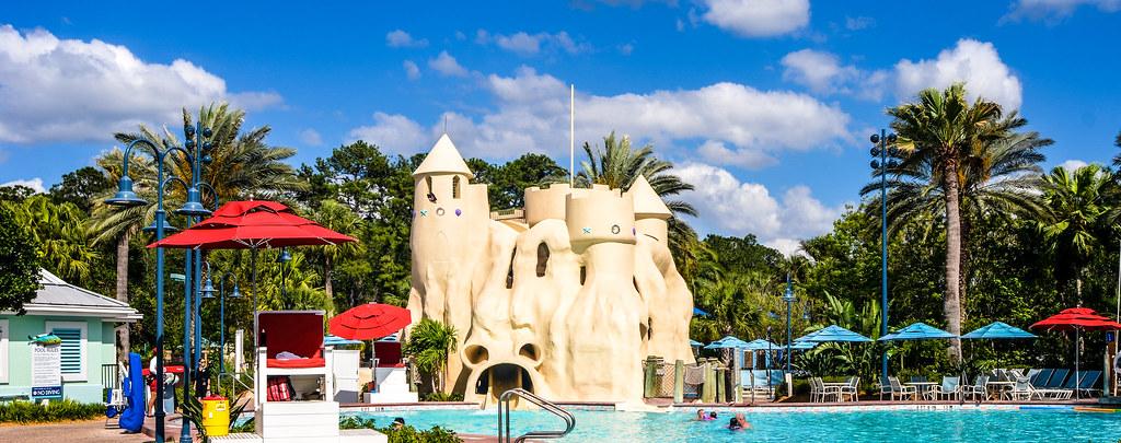 Old Key West pool