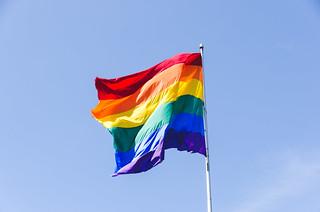 Rainbow flag | by Jaime Pérez