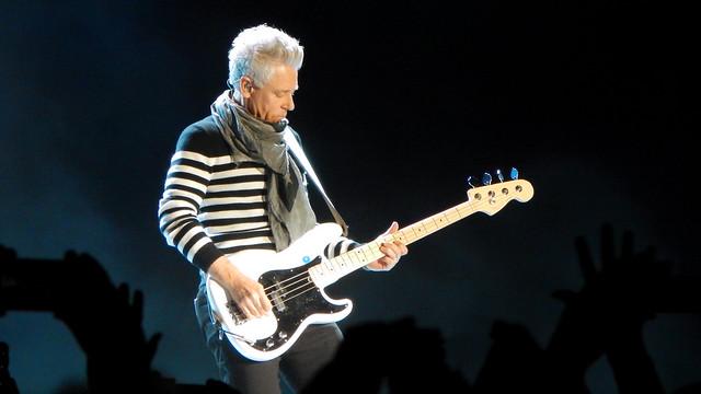 U2 - 2017-05-17 - Adam Clayton