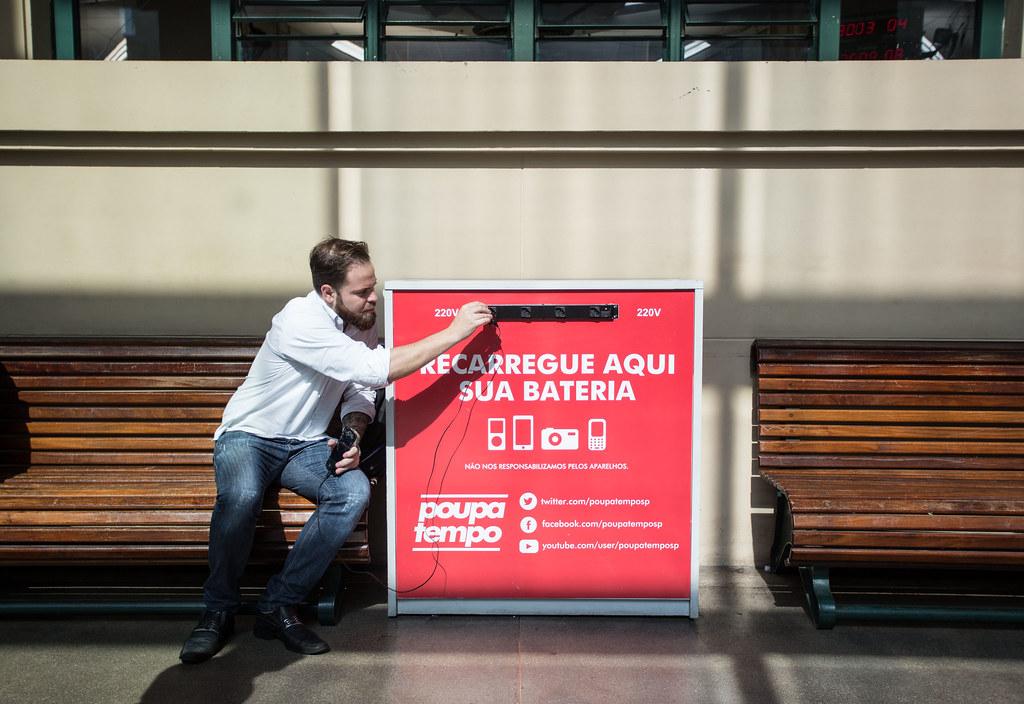 Especial Poupa Tempo. - Especial Poupa Tempo. Local: São Pau… - Flickr