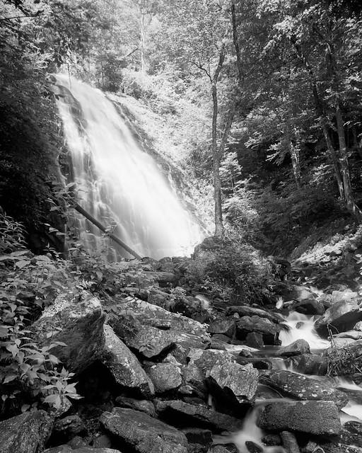 Crabtree Falls - North Carolina
