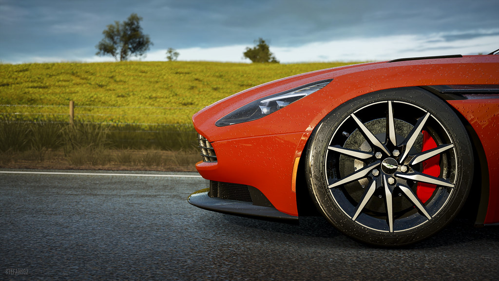Forza Horizon 3 Aston Martin Db11 Screenshot Of The Beau Flickr