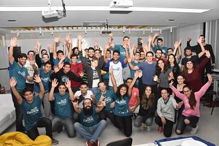 Crazy Hackathon – Hacking for Fun 2017