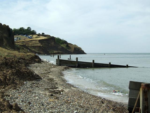 The beach at Warden