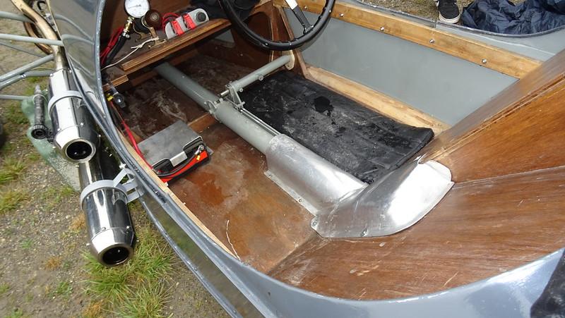 Morgan TW Racer gris foncé -  Vintage Revival Linas Montlhéry 2017 34010422413_e45ca462bb_c