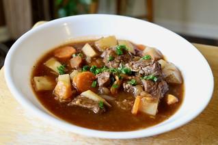 Irish Beef Stew | by healthiermi