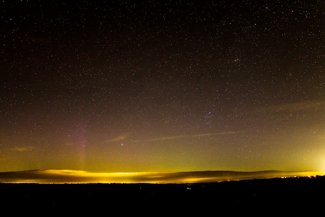 Aurora Borealis From Oxfordshire, 01:45BST 28/05/17