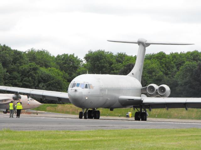 Vickers VC-10 'ZD 241' @ Bruntingthorpe - May 2017