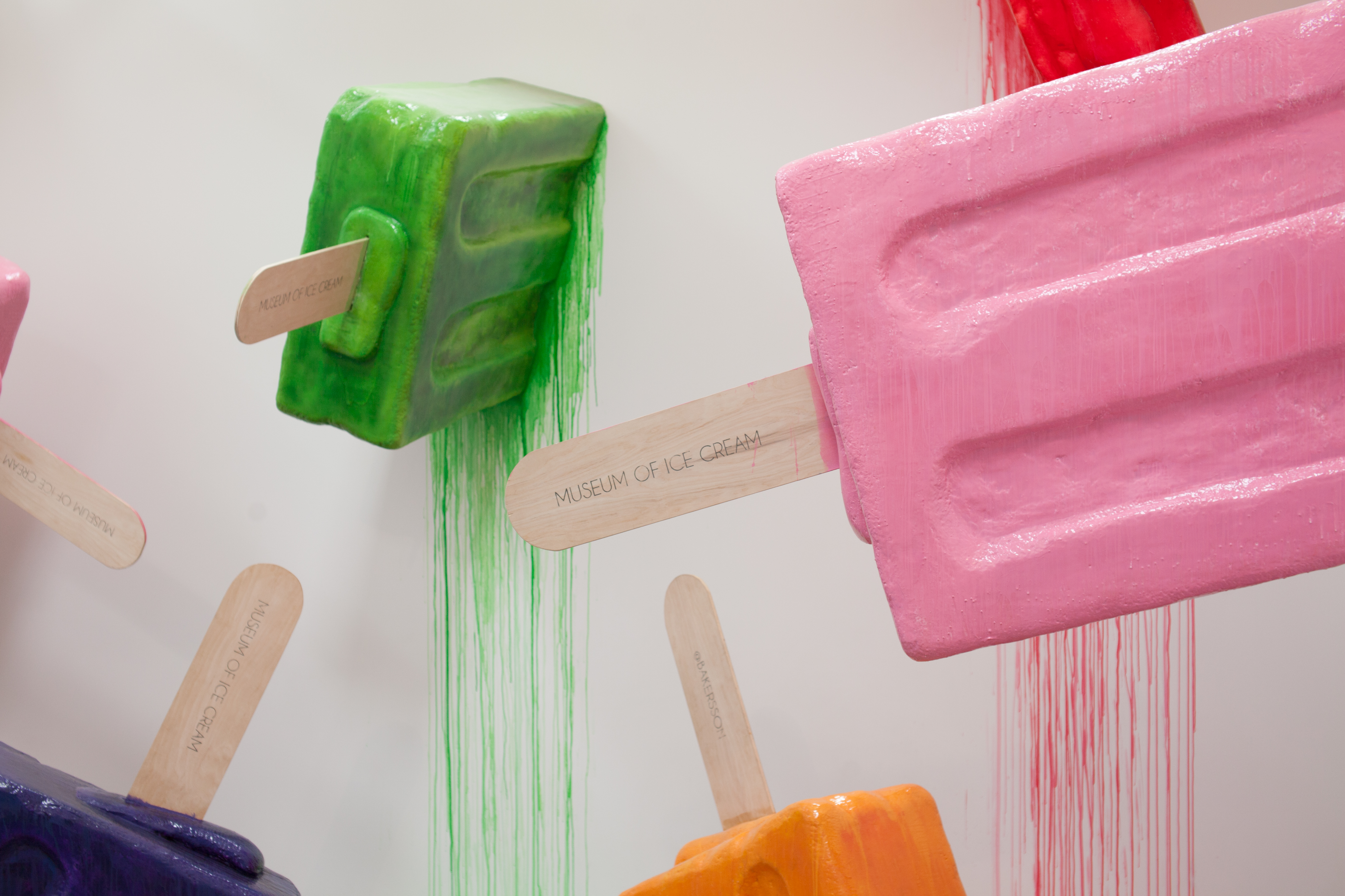 museum of ice cream LA