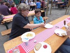 2015 - 69-zgi beim Schulhausfest Geissenstein