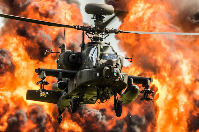 apache wall of fire