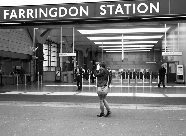 PIB-17 Farringdon Station