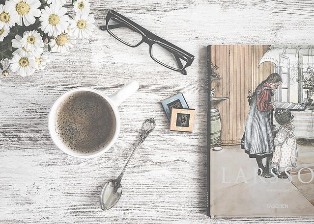 52 Still Lifes - Libros - Desayuno con Carl Larsson - Breakfast with Carl Larsson