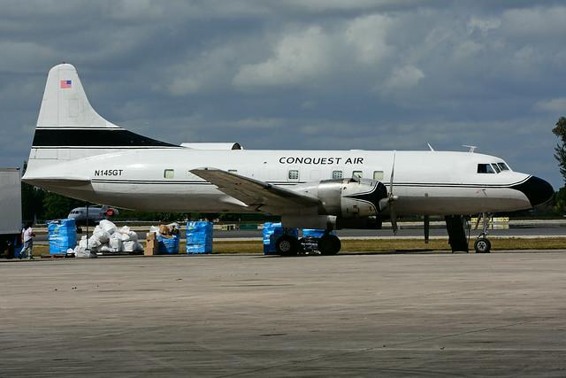 N145GT (Conquest Air)