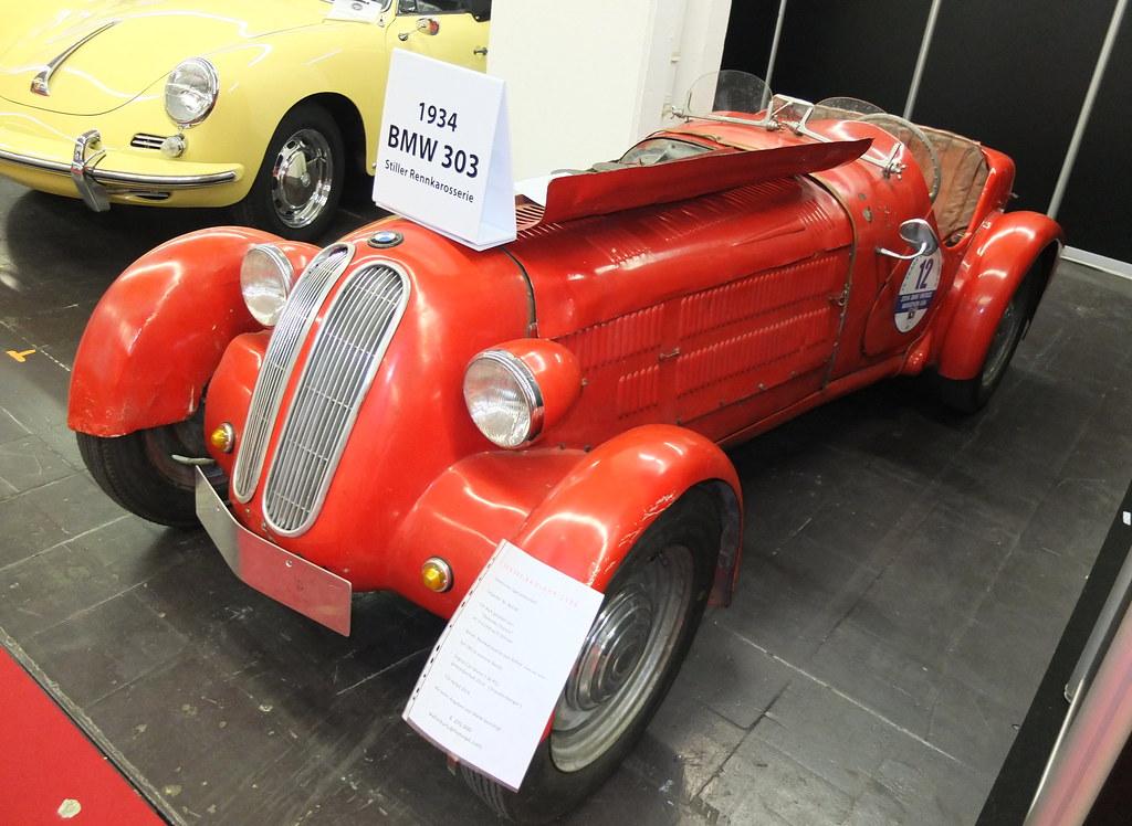 BMW 303 Roadster (Stiller) 1934   Techno Classica Essen ...