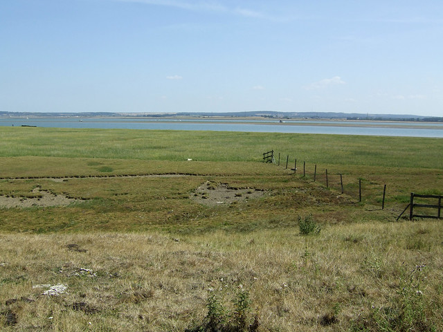 The Swale near Harty