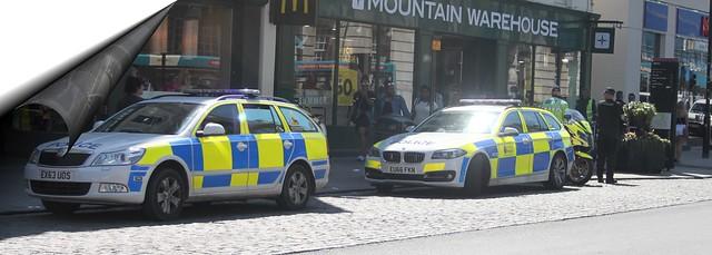Increase police presence in High Street