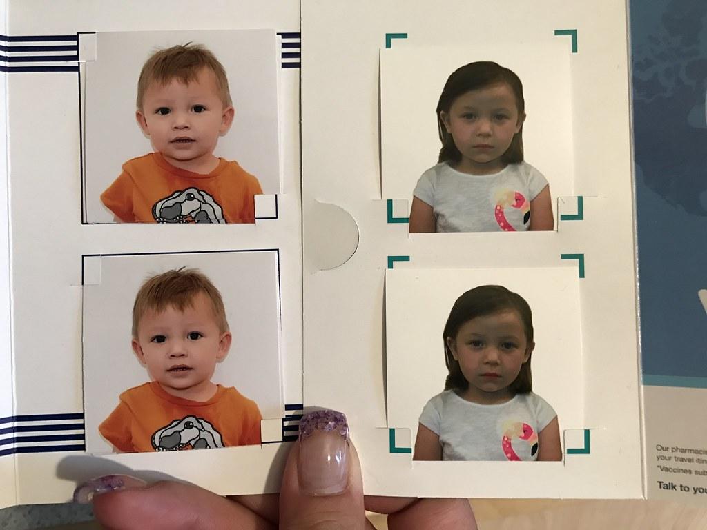Get passport photos at Costco, not Walgreens! Plus, Costco