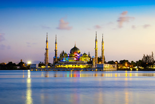 Crystal mosque | by Patrick Foto ;)